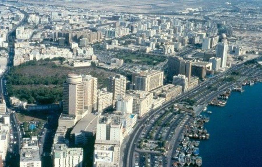 Дубаи!