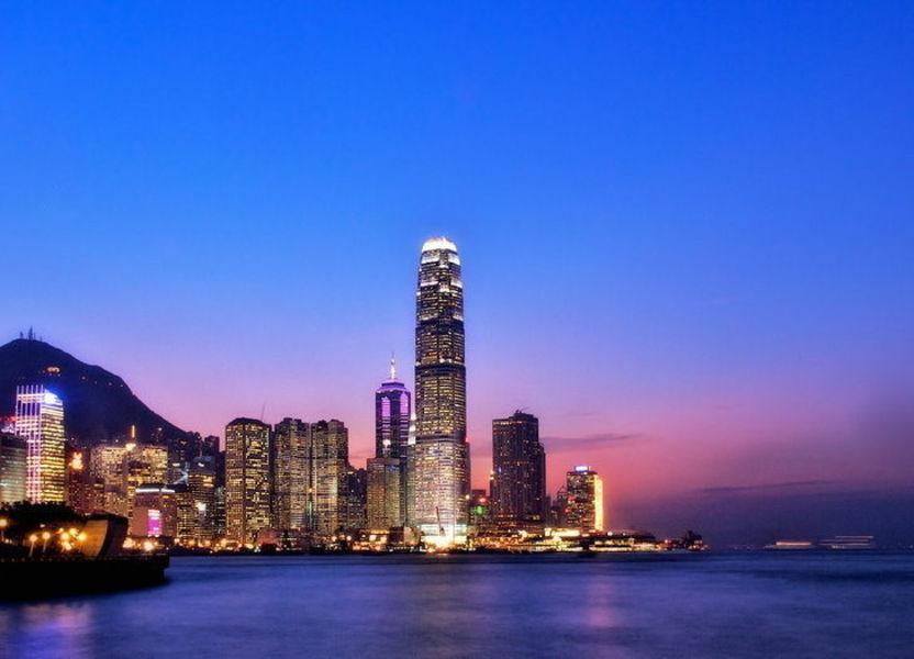 Гонконг - это вам не Китай