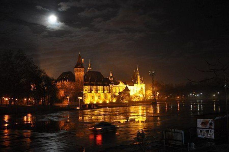 Новогодний Будапешт