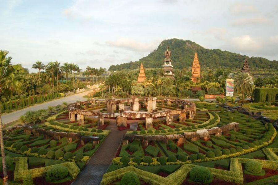 Впервые в Таиланде, часть первая