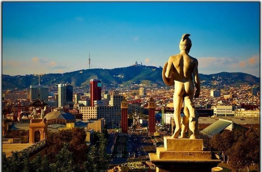 12 дней в Испании - 12 дней счастья и тепла! (часть 1 или 6 дней)