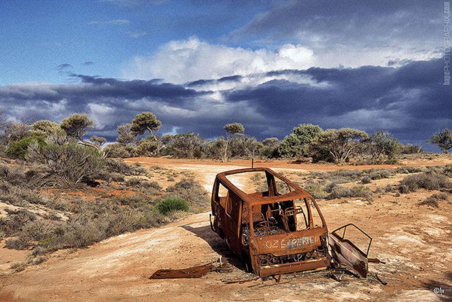 """Операция """"Буря в пустыне"""" или Австралийский уикенд!"""