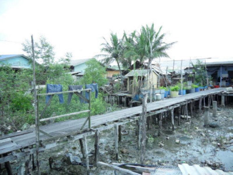 Рыбацкая деревня Кетам