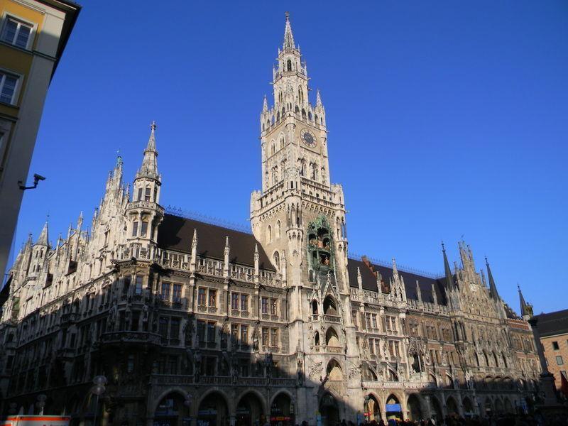 Выходные в Мюнхене