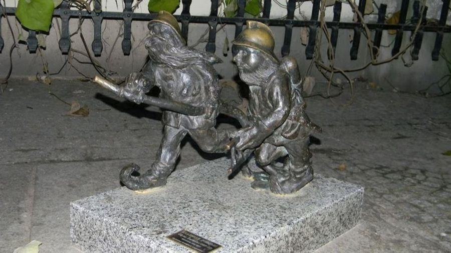 Вроцлав - город гномов и добра!