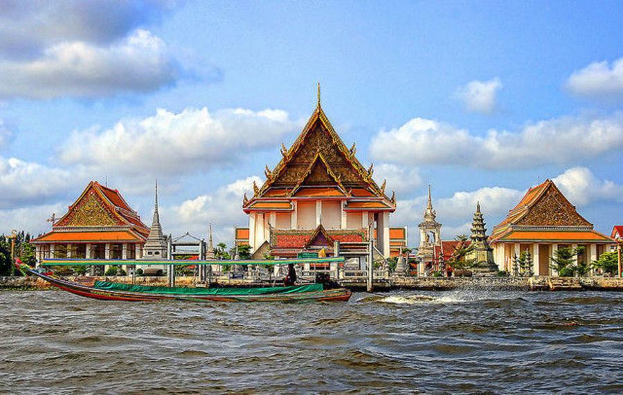 Бангкок - то что нужно увидеть!