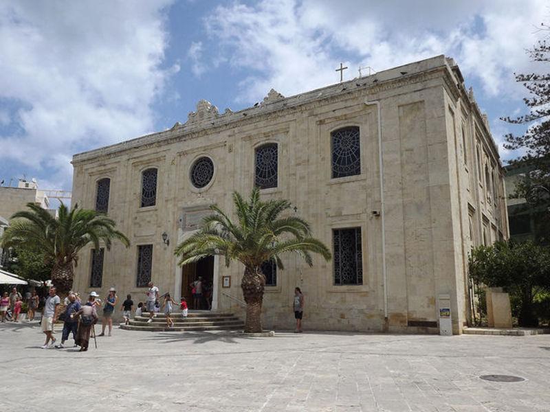 Крит - блоснежный край