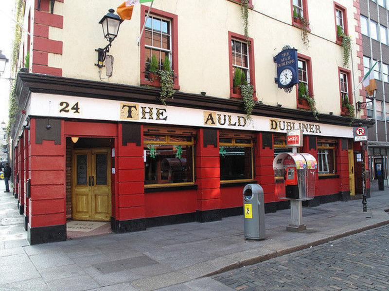Дублинская прогулка
