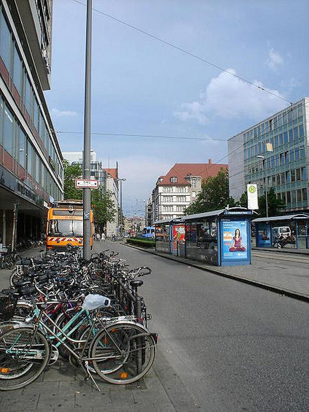 Большой и интересный - это Мюнхен