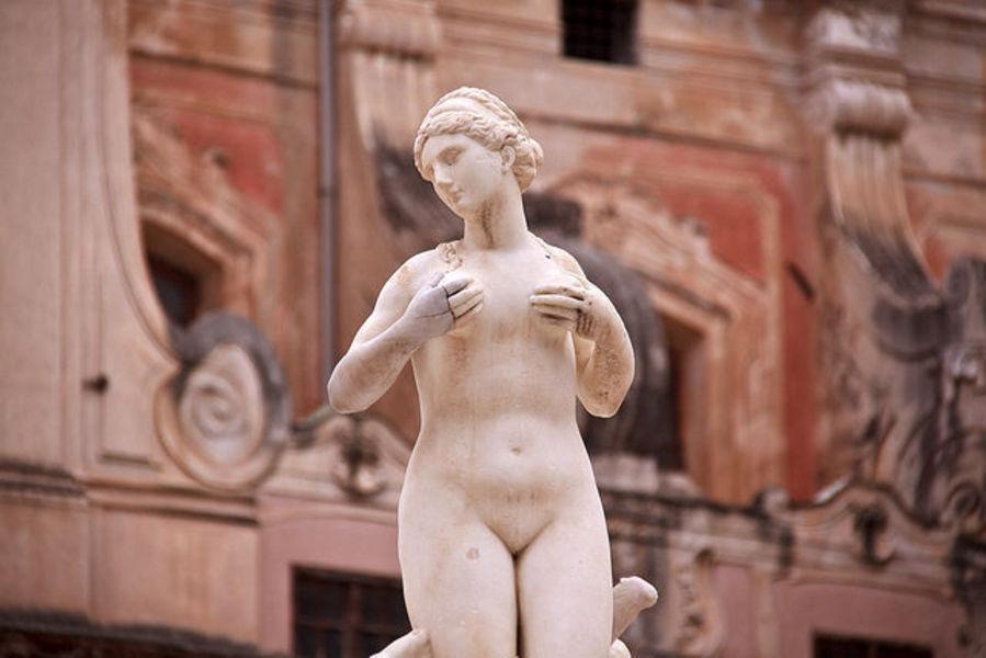 """Сицилия - настоящий 'деликатес""""."""