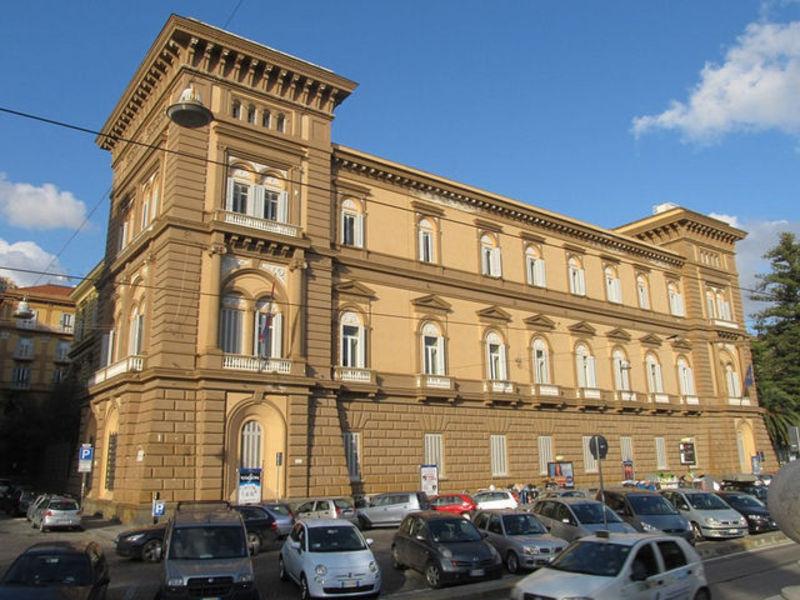 Неаполь-город с большой историей
