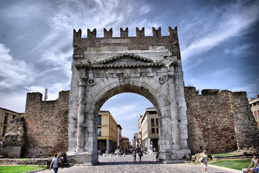 Аристократическая Римини
