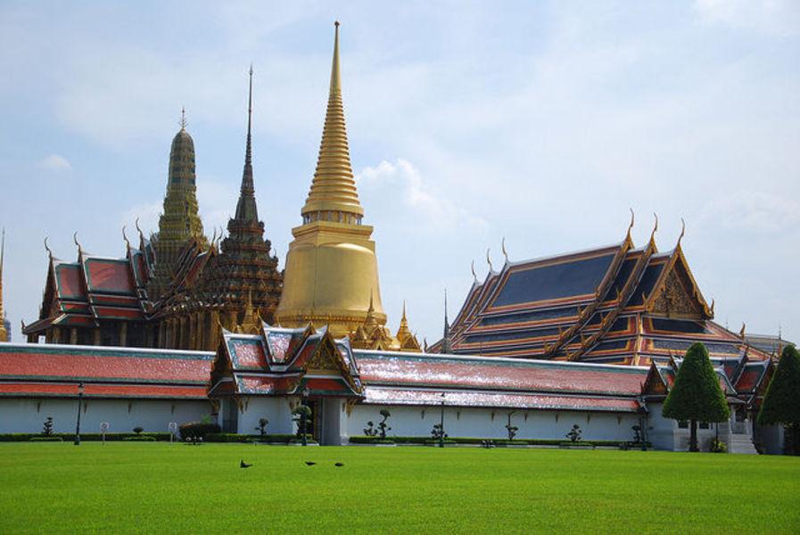 Бангкок-любимец туристов