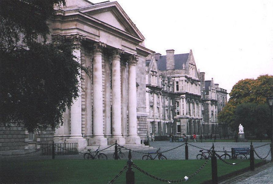 Каникулы в Дублине