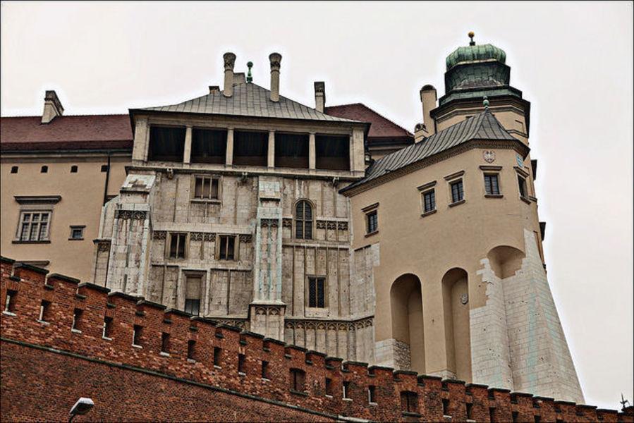 Мой культурный отдых в Кракове.