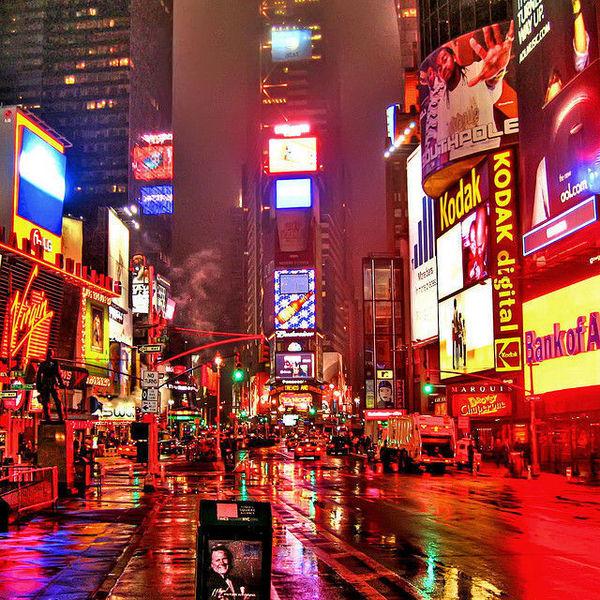 Вечно молодой Нью - Йорк