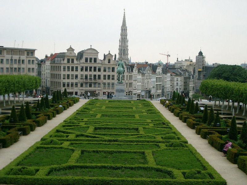 Строгий Брюссель