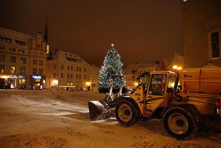 Таллин - центр христианской культуры.
