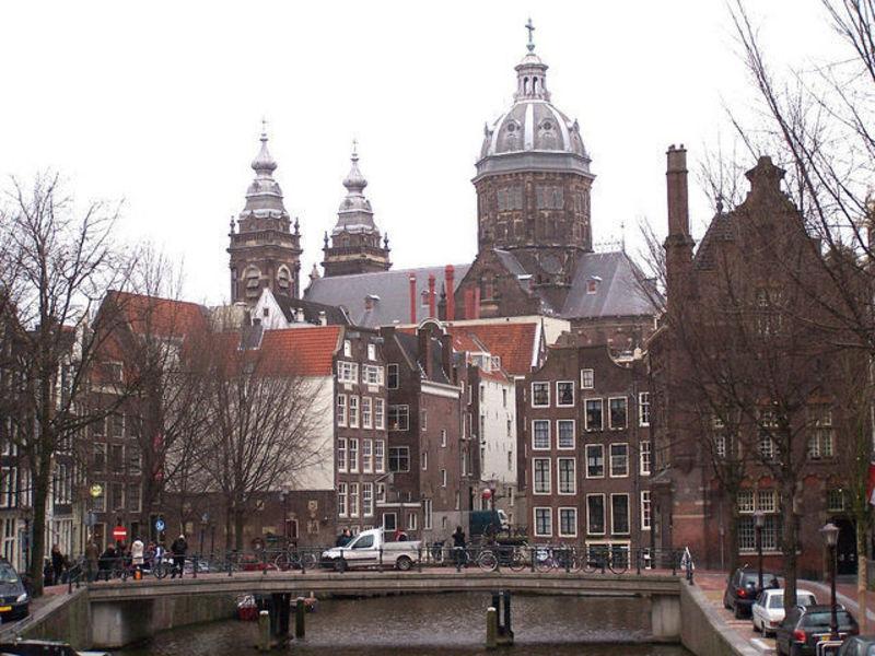 Беззаботный Амстердам