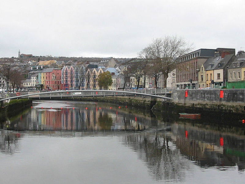 Корк - сердце Ирландии.