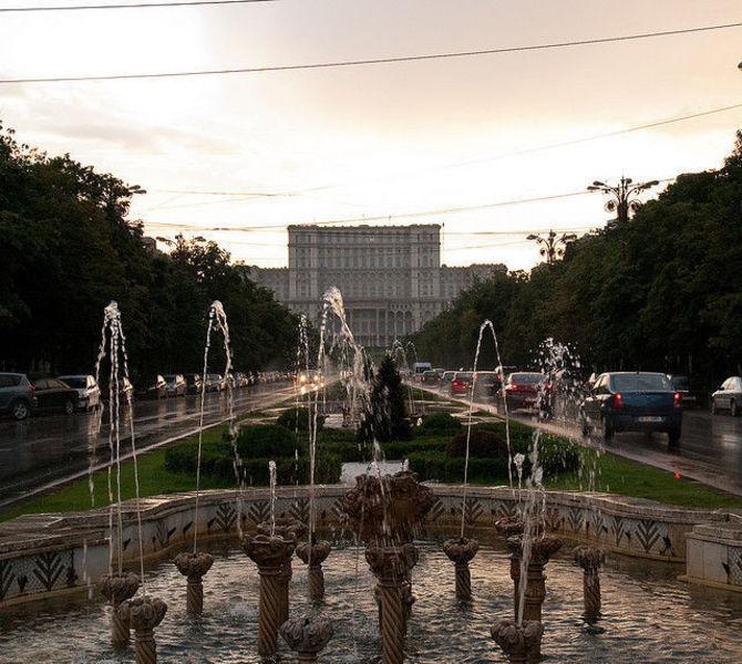 Сибиу - город пеших прогулок
