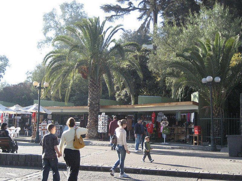 Каникулы в Сантьяго.