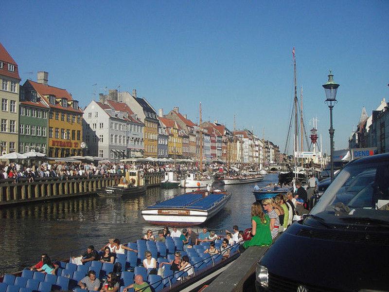 Тихий отдых в Копенгагене