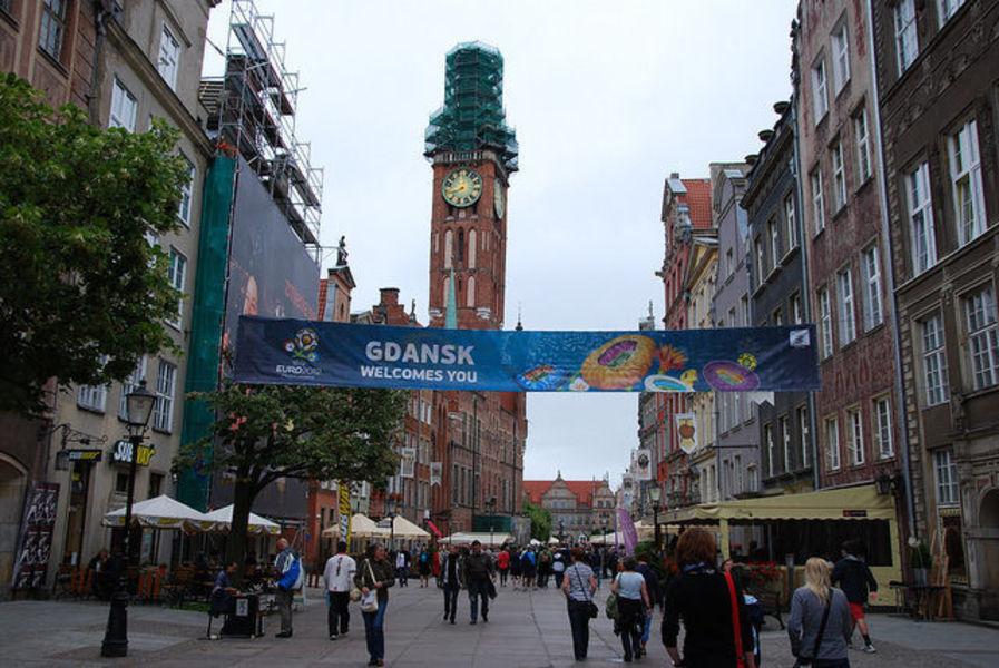 Гданьск - город мечты.