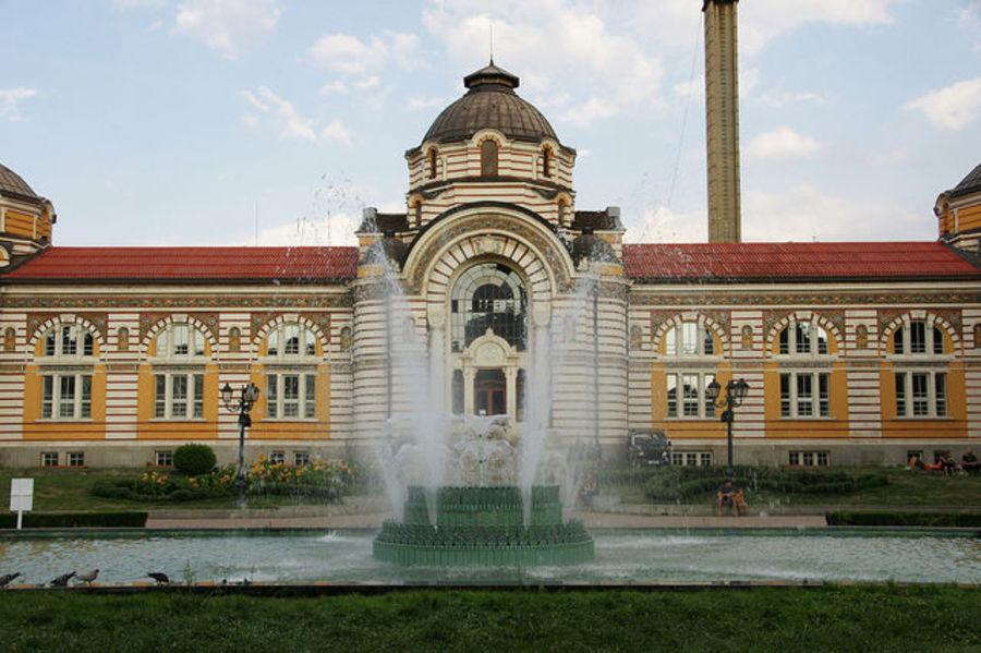 София - один из старейших городов Европы.