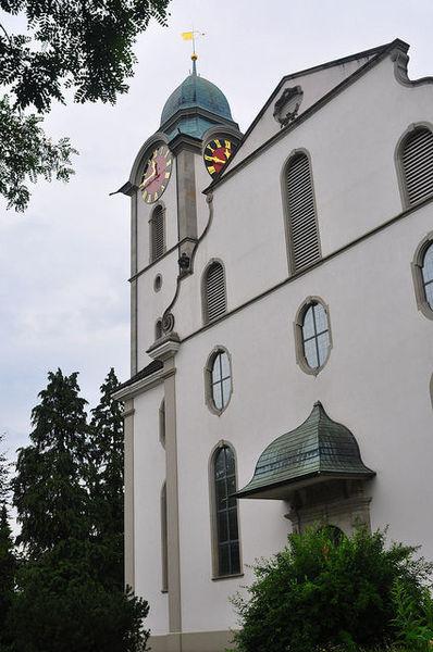 Вадуц - столица княжества Лихтенштейн