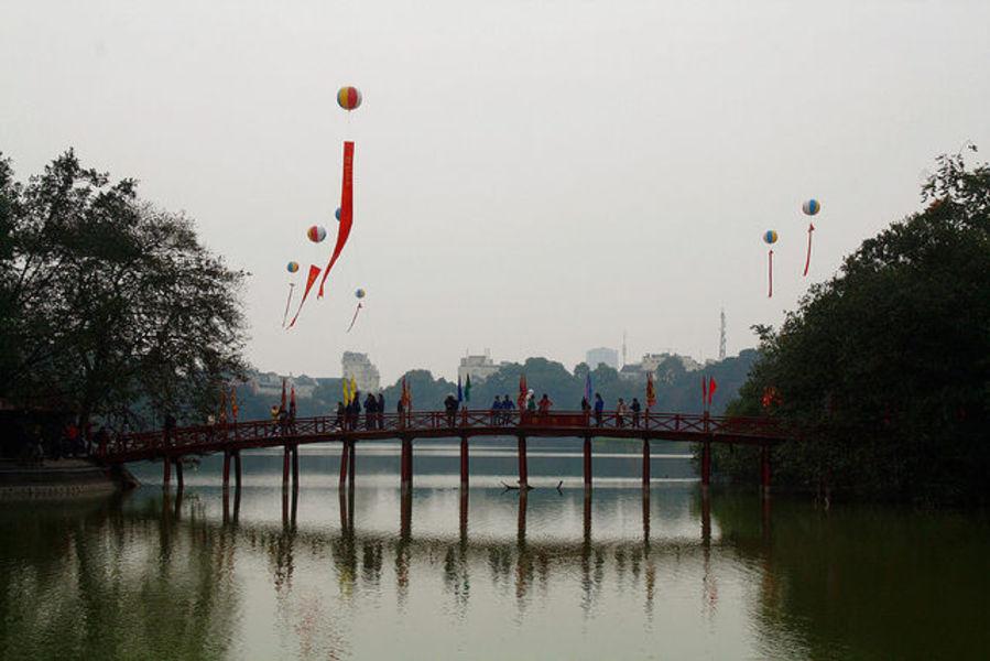 Удивительный город Ханой