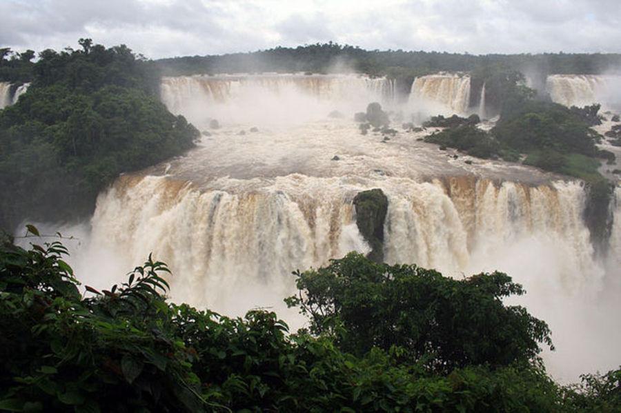 Неделя приключений в Бразилии