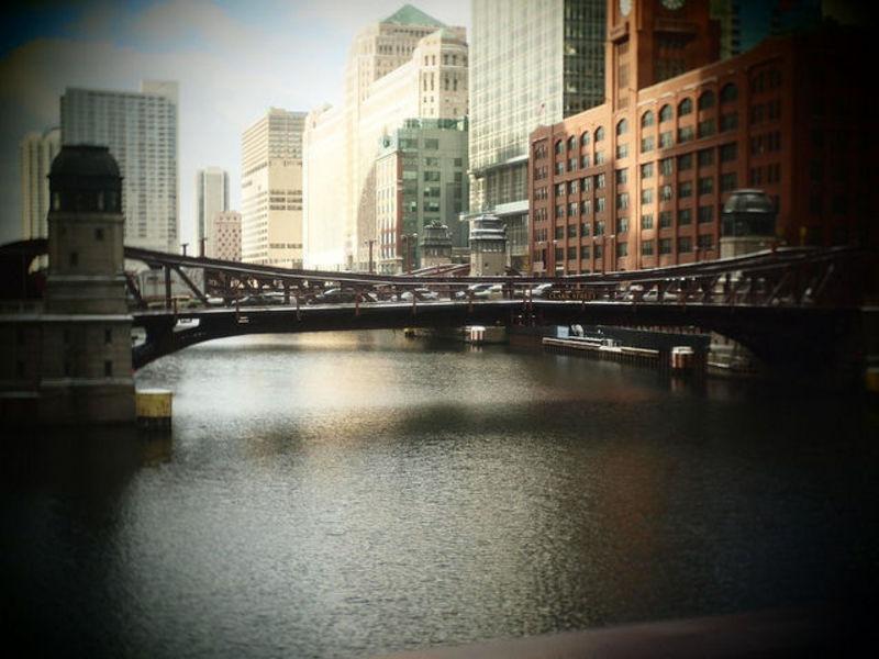 Город ярких огней - Чикаго