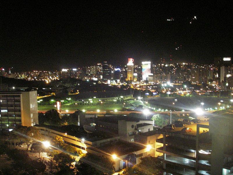 Оживленный Каракас