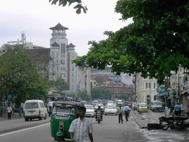 Поиски приключений в Коломбо