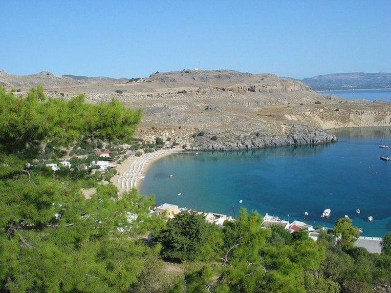 Впечатляющий отдых на острове Родос