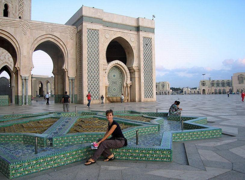 Каникулы в Касабланке