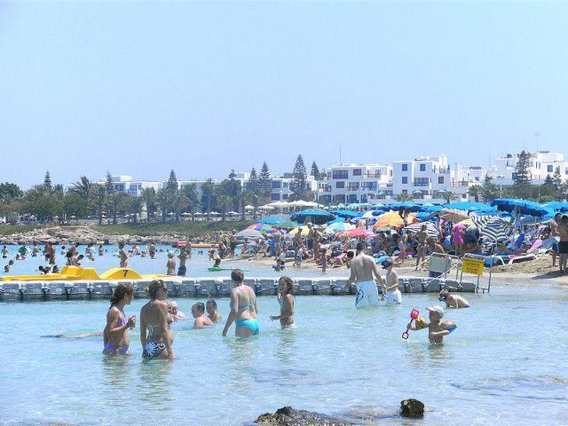 Протарас - лучший курорт Кипра