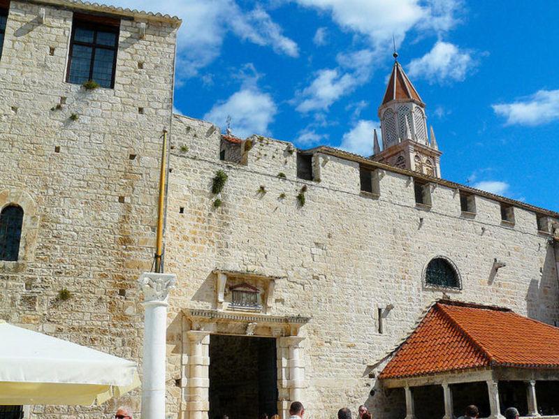 Средневековый Трогир