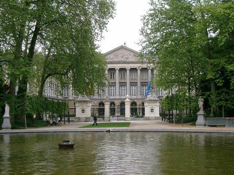 Брюссель - бизнес центр Европы
