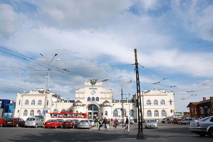 Город Люблин