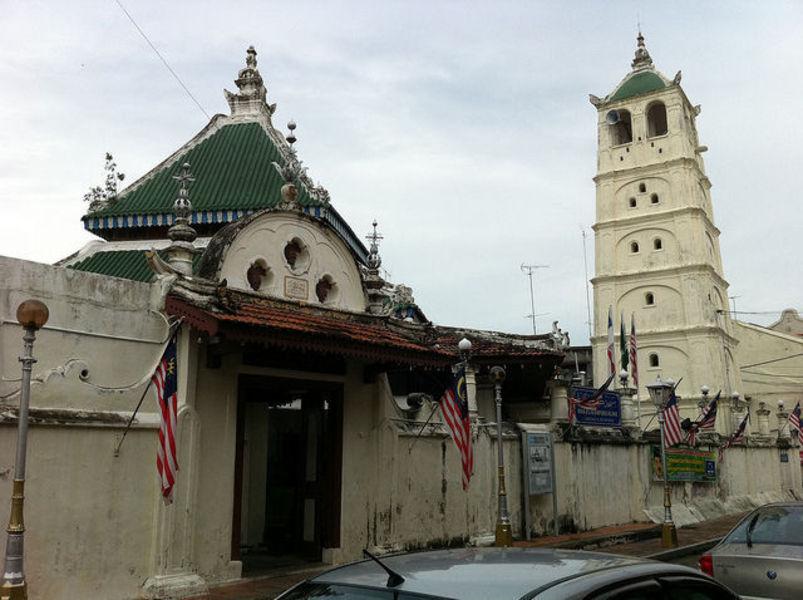 Малакка - город тысячи историй