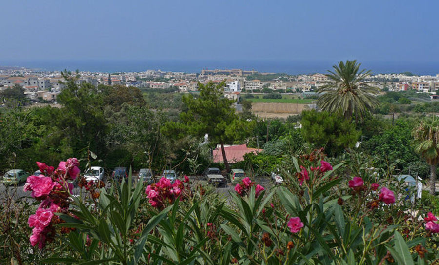 Отдых в Пафосе