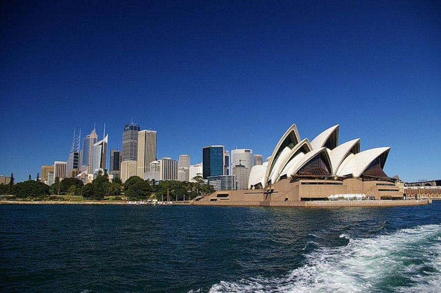Невероятный Сидней