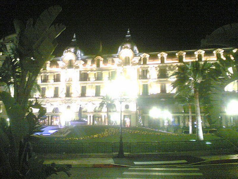Живописный курорт - Ла - Кондамин