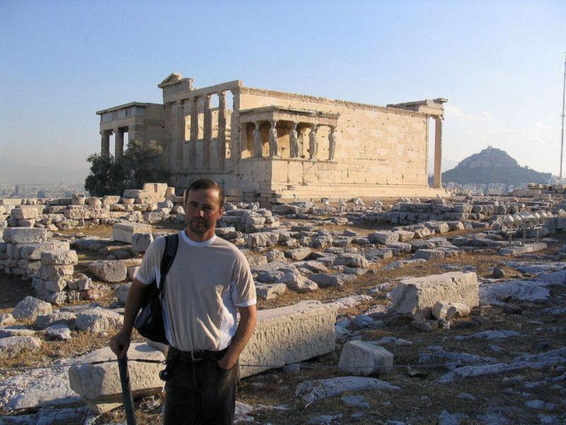 Город богов - Афины