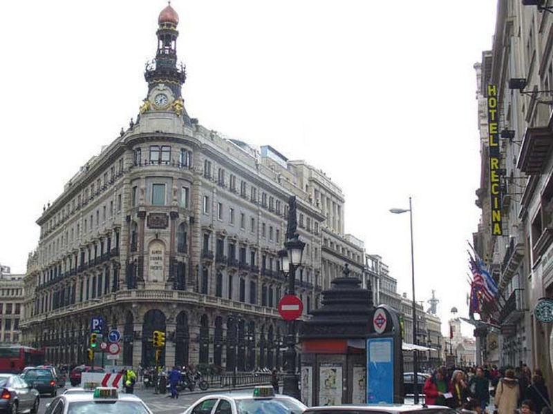 Неделя в Мадриде