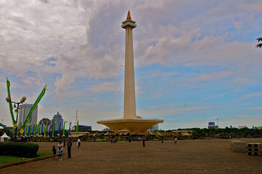 Джакарта - точка отправления путешественников