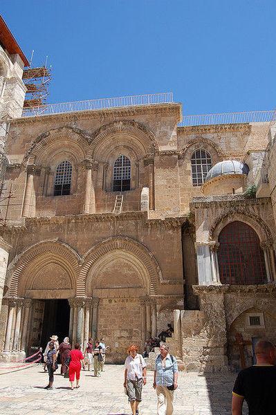 Иерусалим - центр мира