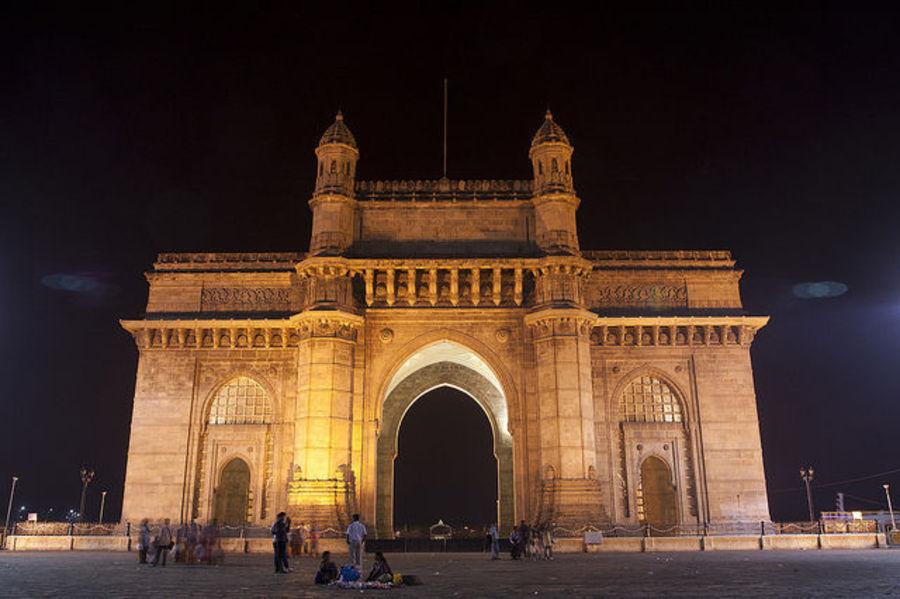 Мумбаи - центр Индийского кино